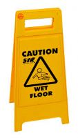 SYR Heavy Duty NON Tip Folding Safety Waning Sign